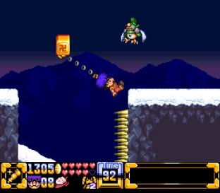 Ganbare Goemon 4 SNES 232
