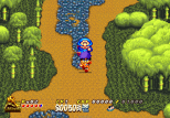 Ganbare Goemon - Space Pirate Akogingu PS1 028