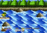 Ganbare Goemon - Space Pirate Akogingu PS1 069