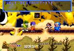 Ganbare Goemon - Space Pirate Akogingu PS1 102
