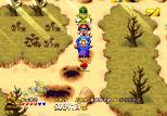 Ganbare Goemon - Space Pirate Akogingu PS1 103
