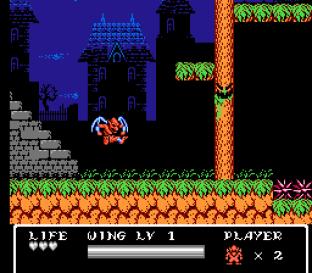Gargoyle's Quest 2 NES 09
