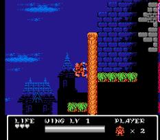 Gargoyle's Quest 2 NES 10