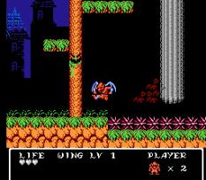 Gargoyle's Quest 2 NES 11