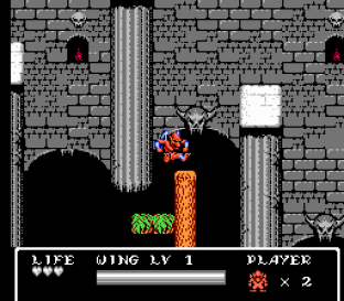 Gargoyle's Quest 2 NES 12