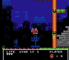 Gargoyle's Quest 2 NES 21