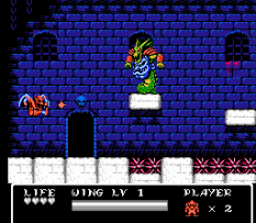 Gargoyle's Quest 2 NES 32