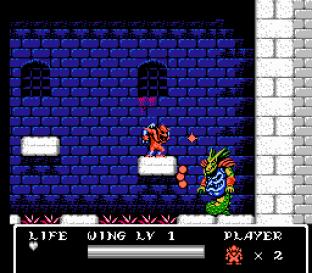 Gargoyle's Quest 2 NES 34