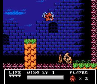 Gargoyle's Quest 2 NES 42