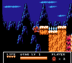 Gargoyle's Quest 2 NES 43