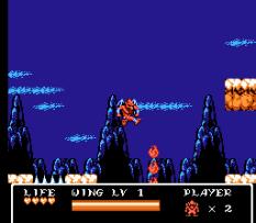 Gargoyle's Quest 2 NES 44