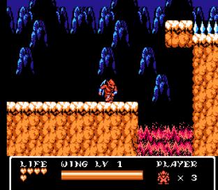 Gargoyle's Quest 2 NES 67