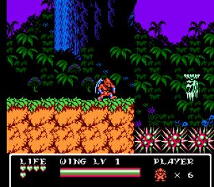 Gargoyle's Quest 2 NES 86