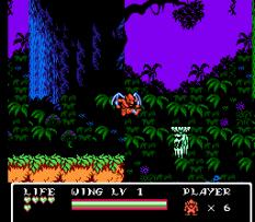 Gargoyle's Quest 2 NES 87