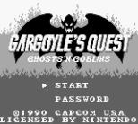 Gargoyle's Quest Game Boy 02