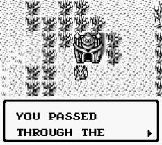 Gargoyle's Quest Game Boy 21
