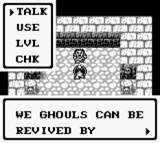 Gargoyle's Quest Game Boy 32