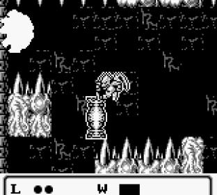 Gargoyle's Quest Game Boy 64