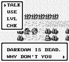 Gargoyle's Quest Game Boy 76