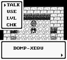 Gargoyle's Quest Game Boy 77