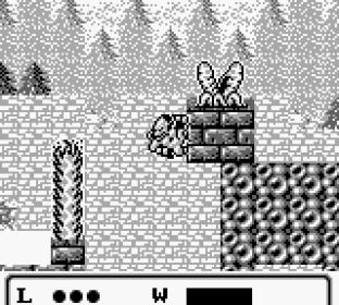 Gargoyle's Quest Game Boy 86