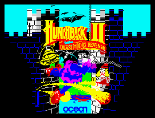 Hunchback 2 ZX Spectrum 01