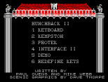 Hunchback 2 ZX Spectrum 02