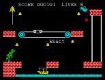 Hunchback 2 ZX Spectrum 08