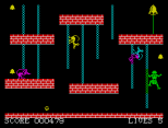 Hunchback 2 ZX Spectrum 16