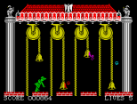 Hunchback 2 ZX Spectrum 25