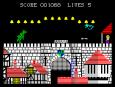 Hunchback 2 ZX Spectrum 29