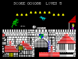 Hunchback 2 ZX Spectrum 30
