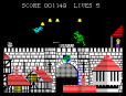 Hunchback 2 ZX Spectrum 31