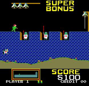 Hunchback Arcade 12
