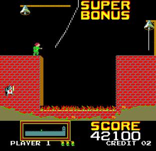 Hunchback Arcade 20