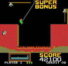 Hunchback Arcade 21