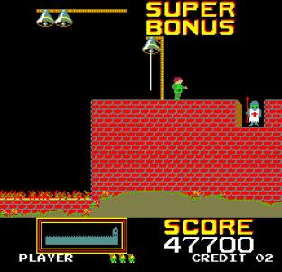 Hunchback Arcade 23