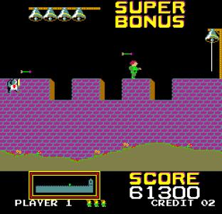 Hunchback Arcade 31