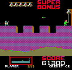 Hunchback Arcade 32