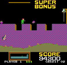 Hunchback Arcade 33