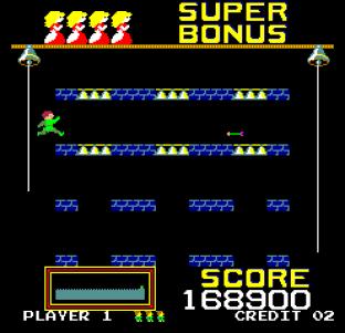 Hunchback Arcade 53