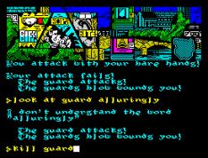 Hunchback The Adventure ZX Spectrum 10