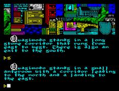 Hunchback The Adventure ZX Spectrum 11