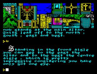 Hunchback The Adventure ZX Spectrum 12