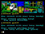 Hunchback The Adventure ZX Spectrum 14