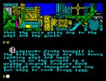 Hunchback The Adventure ZX Spectrum 18