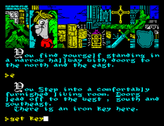 Hunchback The Adventure ZX Spectrum 21
