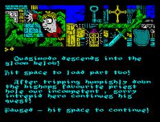 Hunchback The Adventure ZX Spectrum 22