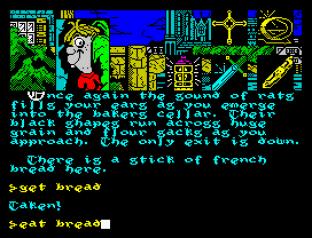 Hunchback The Adventure ZX Spectrum 31