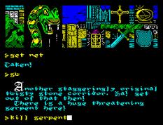 Hunchback The Adventure ZX Spectrum 33